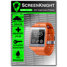 Screenknight Samsung Galaxy Gear 2 Neo Screen Protector invisible shield