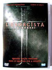 DVD L'Esorcista - la genesi di Renny Harlin + CD Kalidon Usato raro fuori cat.