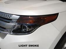 Ford Explorer Front Side Marker Light Smoke Overlay-Precut turn signal tint film