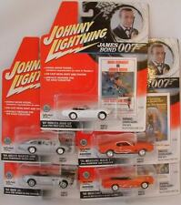 JAMES BOND : BMW Z8, MUSTANG, ASTON MARTIN DB5, MERCURY COUGER, TOYOTA (XP)