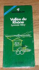 Brand New Michelin Green Tourist / Travel Guide Vallee du Rhone (French Edition)