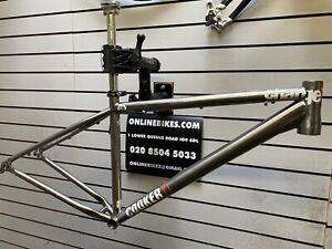Charge Cooker Ti Titanium Hardtail Mountain Bike Frame