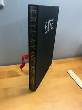 Erte My Life / My Art An Autobiography Signed Limited Edition of 250 Dutton
