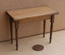 1:12 scala di una singola tabella pub in legno piccola casa delle bambole miniatura pub-bar
