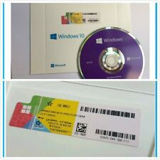 Lifetime Activation Code For Windows 10 Pro - Genuine Key - No DVD Needed