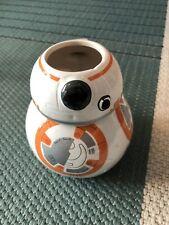 Zak! Star Wars Sculpted Ceramic Mug BB8 BB-8 [Used As A Pen Holder]