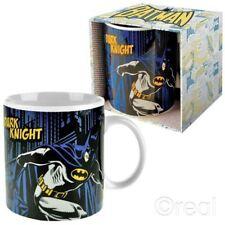 NEU DC Comics Batman Dark Knight Becher Kaffee retro-offizielle