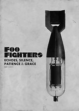 FOO FIGHTERS ECHOES SILENCE PATIENCE GRACE POSTER ART PRINT  AMK2071