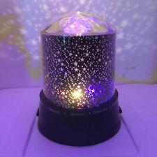 LED Sternenhimmel Projektor Lampe Nachtlichter Nachthimmel Licht Dekor Geschenk