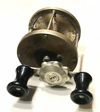 Rare Vintage Antique Pflueger Williams 400 Saltwater Cast Fishing Reel Spool Old