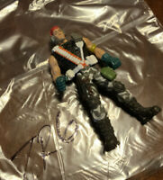 CHAP MEI SOLDIER ACTION FIGURE COLLECTABLE TOY FIGURE RED BANDANNA ZR6