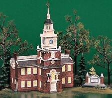 Dept 56 Cic Village 'Independence Hall' *Beautiful Piece * *Nib* 55500