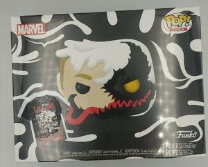 Funko Pop GITD Anti-Venom Box Lunch Exclusive 401 2XL unopened Same Day Shipping