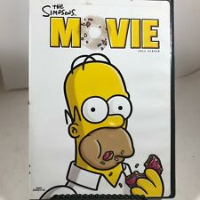 Full Screen The Simpsons Movie Dvds Blu Ray Discs For Sale In Stock Ebay