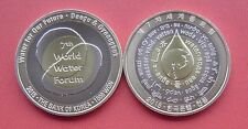 South Korea 2015 World Water Forum 1000 Won Bimetallic coin UNC