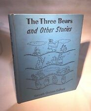 The Three Bears and Other Stories Vintage Hardcover Book - (Kenneth Graham Duff