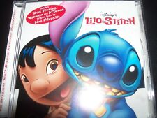 Lilo & Stitch Walt Disney Original Movie Soundtrack CD – Like New