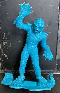 """1963 MARX - CREATURE FROM BLACK LAGOON 6"""" Plastic Monster - UNIVERSAL PICTURES"""