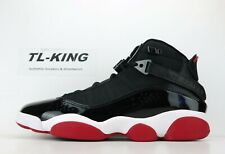 1b3f6f7e372698 Nike Air Jordan 6 Rings Bred Black Varsity Red White 322992 062 Msrp  165 CU
