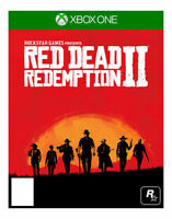 Red Dead Redemption 2 Xbox One Brand New and Sealed - Super Fast Delivery