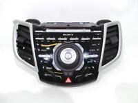 2011 Ford Fiesta Radio Stereo Testa Unità Cruscotto AA6T-18K811-AF Nessun Codice