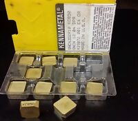 Kennametal SNC43D2R10 KC 850 Carbide Inserts NEW 10PCS Free Shipping