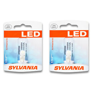 Sylvania SYLED Rear Side Marker Light Bulb for Oldsmobile 88 Delta 88 LSS qy