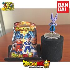 GASHAPON BANDAI DRAGON BALL SUPER COLLECTABLE FIGURE TOEI ANIMATION LORD BEERUS.