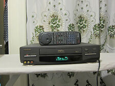 Toshiba M759 VCR Plus VHS Player with remote