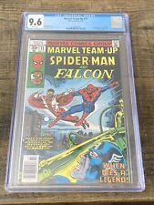 Marvel Team-Up #71 - Marvel 1978 CGC 9.6 Falcon. Captain America, Nick Fury and