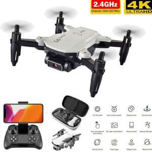 2021 RC Drone 4k HD Wide Angle Camera WIFI FPV Drone Camera Quadcopter