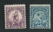 Scott #718.19, 1932 Commemoratives, Summer & Winter Olympics, Mint Hinged