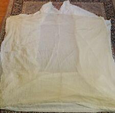 Mosquito cotton net tent four corner portable kids or petite person