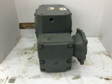 Boston FWA732-100E-B5-G 100:1 RAtio Double Reduction Gear Reducer 1.33 Input Hp