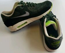 Nike Air Max 90 Premium Vintage Green Wolf Grey Sail Black Mens Shoes 10.5 Camo