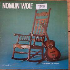 Chess LP 1469 Howlin' Wolf - Howlin' Wolf