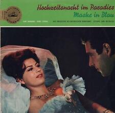 """Fred Raymond(10"""" Vinyl)Maske In Blau-HMV-60 695-Germany--VG/VG"""