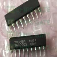 7PCS TA8000S Encapsulation:ZIP-9,5V VOLTAGE REGULATOR WITH WATCHDOG TIMER