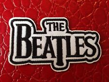 THE BEATLES Iron / Sew On Patch Music 60's Band Music Group.Aussie Seller