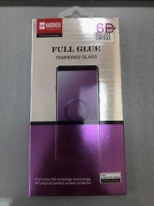 Samsung Galaxy S10 Full Glue Tempered Glass (Black)