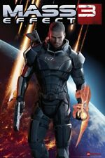 Mass Effect 3 Cover Maxi Poster 61x91.5cm FP2655