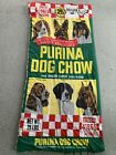 VINTAGE 1970s PURINA DOG CHOW Advertising Promotional Sleeping Bag - RARE!