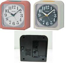 [Seiko] BELL alarm night light clock Snooze Sweep Despertador+Free Ship~ QHK048