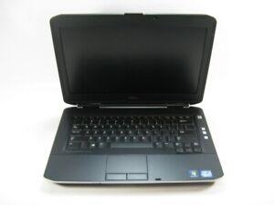 """Dell E5430 14"""" Laptop 2.4 GHz i3-3110M 4GB Grade C No Battery, Webcam, Optical"""
