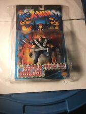 1996 X-Man Marvel Comics Battle Brigade Wolverine Patch Total Assault Arsenal
