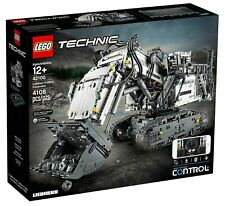 LEGO Technic 42100 Liebherr R 9800 Minenbagger 4.108 Teile 7 Motoren App control