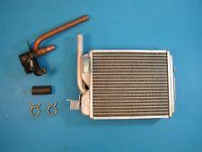 55-56 Chevy Aluminum Heater Core, Deluxe & Heater Control Valve 1955-1956 New