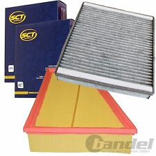 POLLENFILTER+LUFTFILTER TDCI I ECOBOOST FORD GALAXY WA6 MONDEO IV S MAX