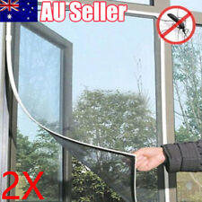 Anti-Insect Fly Bug Mosquito Window Door Curtain Net Mesh Screen Protector Cover