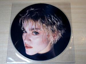 "Madonna/Papa Don't Preach/1986 Sire Picture Disc 12"" Single"